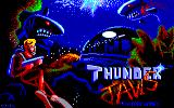ThunderJaws Amstrad CPC Title screen