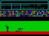Video Olympics ZX Spectrum I liked the way the character rises in the blocks prior to the starter gun going off