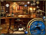The Mysterious Past of Gregory Phoenix iPad The secret room - objects