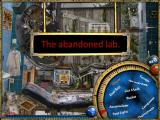 The Mysterious Past of Gregory Phoenix iPad The abandoned lab - objects