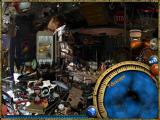 The Mysterious Past of Gregory Phoenix iPad The abandoned room - objects
