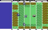 Grave Yardage Commodore 64 Beginning of a game
