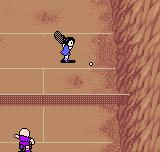 Pocket Tennis Neo Geo Pocket Color And this match takes place in a canyon?