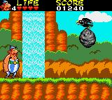 Astérix and the Secret Mission Game Gear The birds are impressively strong in this game...