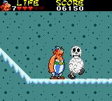 Astérix and the Secret Mission Game Gear ...like Romans disguised as snowmen.