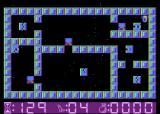 Captain Gather Atari 8-bit First level
