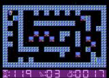 Captain Gather Atari 8-bit Another challenge