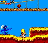 Cheese Cat-Astrophe starring Speedy Gonzales Game Gear What a nice flower.