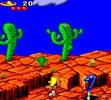 Cheese Cat-Astrophe starring Speedy Gonzales Game Gear Hello, Mr. Snake. What big teeth you got.