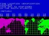 Hacker ZX Spectrum Somehow The S.R.U. got positioned in the South Atlantic. I hope this is OK