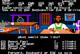 Alternate Reality: The Dungeon Apple II In the tavern