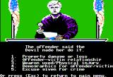 Crime and Punishment Apple II I can relate