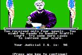 Crime and Punishment Apple II This is what I got when my decision was a bit too far off from the AI's.