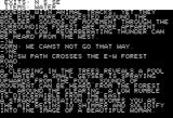 Ring Quest Apple II Detailed text descriptions including directions appear after pressing the Return key