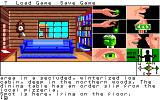 Tass Times in Tonetown Apple IIgs Starting location
