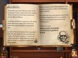 Midnight Mysteries: Salem Witch Trials iPad Information on Hawthorne's death