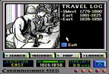 Where in America's Past is Carmen Sandiego? Apple II The travel log keeps track of where you have been so far in a case.