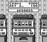 High Stakes Gambling Game Boy Video Poker