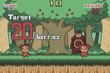 Berry Tree Game Boy Advance Target amount of berries to collect for the round