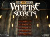 Hidden Mysteries: Vampire Secrets Macintosh Title