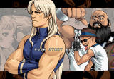 The King of Fighters: Neowave PlayStation 2 Intro - teams are shown