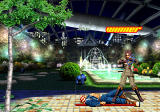The King of Fighters: Neowave PlayStation 2 Lost to Whip