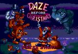 Daze Before Christmas Genesis Title