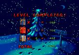 Daze Before Christmas Genesis Level Completed!