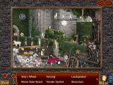 Hidden in Time: Mirror Mirror iPad Garden Walk - objects