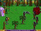 Heroes of Might and Magic Windows Human archers are slow, but will still fire before your close combat units reach them.