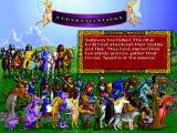 Heroes of Might and Magic Windows You are victorious, time for the next mission.