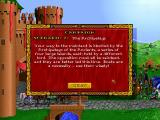 Heroes of Might and Magic Windows There are several game modes, one of which is campaign which plays one scenario at a time.