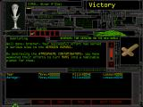 Dark Colony Windows Debriefing after a successful alien mission - I got a medal and didn't lose any troops.