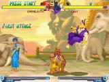 Street Fighter Alpha 2 Windows Bonuses are scored for attacks & combinations