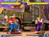 Street Fighter Alpha 2 Windows The second fight is underway