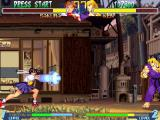 Street Fighter Alpha 2 Windows Even the school girls have super powers
