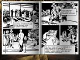 Nick Chase: A Detective Story iPad Comic book transition discarded membership card