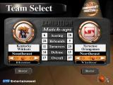 NCAA Championship Basketball DOS Selecting our team...