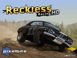 Reckless Racing iPad Title