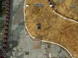 Reckless Racing iPad Tutorial a truck basic course and ramps for you to get the feel of the controls