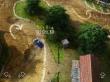 Reckless Racing iPad Most courses are dirt or gravel which keeps you in constant drifts/power slides