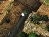 Reckless Racing iPad Missed the bridge on this course right into the river below