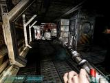 DOOM³ Macintosh Reloading the shotgun as fast as possible