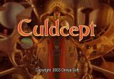 Culdcept PlayStation 2 Title screen