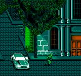 Hostage: Rescue Mission NES Opening Sequence... an unmarked car pulls up...