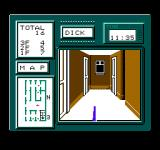 Hostage: Rescue Mission NES Inside, things are shown in a maze like format. Technically it's 3rd person.