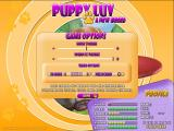 Puppy Luv: A New Breed Windows These are the game configuration options. They're really quite simple as befits the target audience.