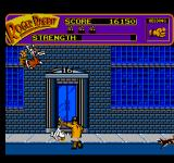 Who Framed Roger Rabbit NES POW! Right in the Kisser!