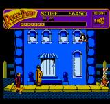 Who Framed Roger Rabbit NES Cartoon Buildings may look strange, but they're safe to enter