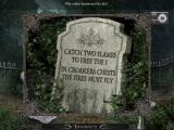 Nightmare Adventures: The Witch's Prison iPad Tombstones riddles